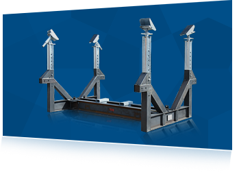 Boat cradles